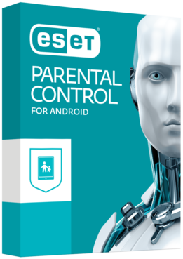 ESET Parental Control for Android box